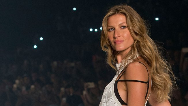 Brazilian Supermodel Gisele Bündchen Makes Last Stride Down the Catwalk