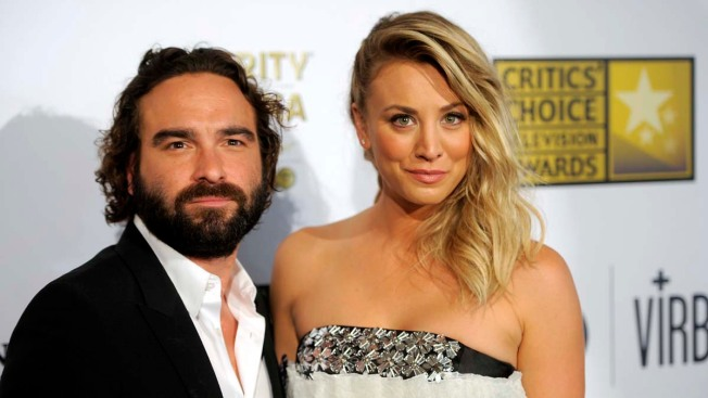 "Johnny Galecki Talks Secret Romance With Kaley Cuoco: ""She's Part of My Life"""