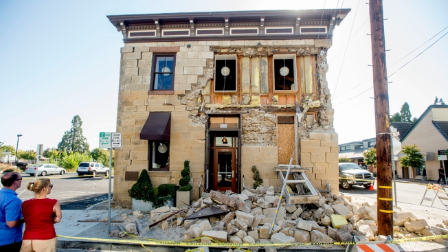 Safety Improvements to Historic Buildings Helped Save Lives in Napa Earthquake, Experts Say