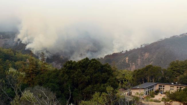 34 Homes Destroyed in Big Sur Fire, 12 More Than Estimate