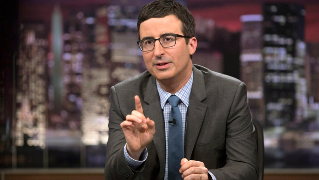 John Oliver Sticking With HBO for 2 More Seasons