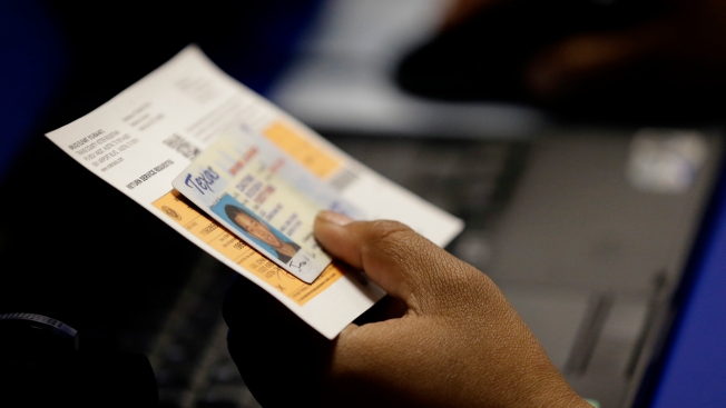 Judge Again Finds Discrimination in Texas' Voter ID Law