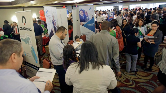 California Unemployment Rate Falls to 8 Percent