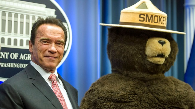 [NATL] Fire's Foe Turns 74: Smokey Bear Throughout the Years