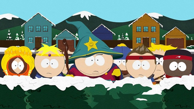 """""""South Park"""" Creators Debut Raunchy New Video Game"""