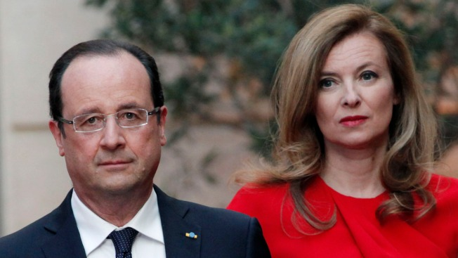 French First Lady Hospitalized Amid Reports of Hollande Affair