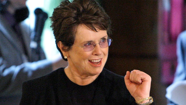 Billie Jean King Part of Diplomacy by Diversity