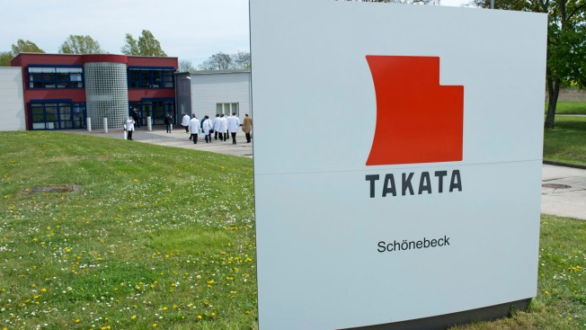 6.5 Million More Toyota, Nissan Cars Recalled for Takata Airbag Problem