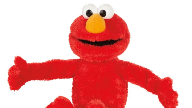 Elmo Visits Prisons to Help Children With Incarcerated Parents