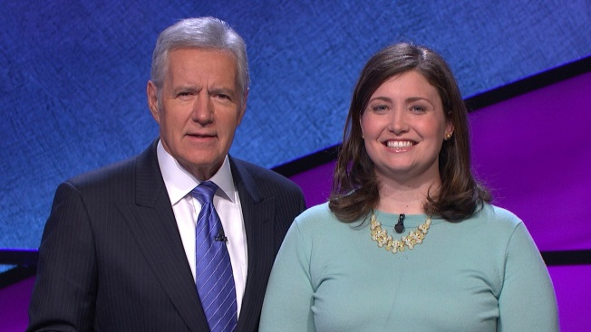 """Jeopardy!"" Record Breaker Julia Collins Goes for 18th Win"