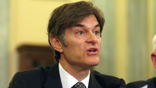 Doctors Group Wants Dr. Oz Fired From Columbia Faculty