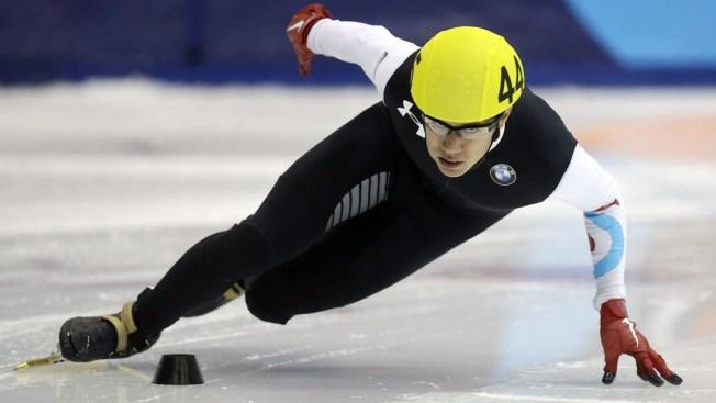 Bay Area Native, J.R. Celski, Representing U.S. in Speed Skating at Sochi Winter Olympics