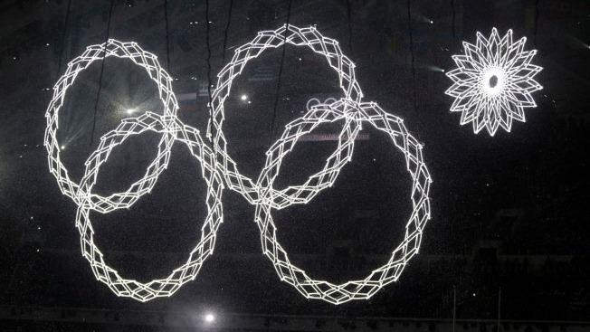 Olympics Opening Ceremony Hits Snag With Ring Fail