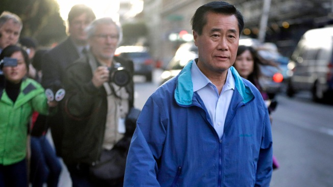 FBI Searches Sen. Leland Yee's Legislative Office Near Capitol