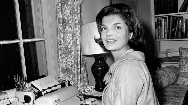 Jacqueline Kennedy Onassis's painting, watch head to auction