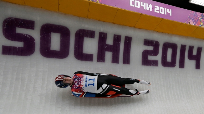 Erin Hamlin Becomes First American to Medal in Singles Luge With Bronze Finish