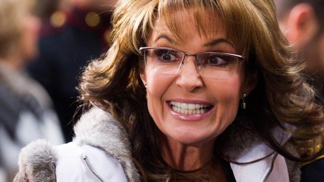 Sarah Palin's New Reality