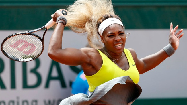 Serena and Venus Lose in 2nd Round at French Open