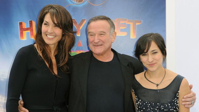 Robin Williams' Widow, Kids in Feud Over Estate
