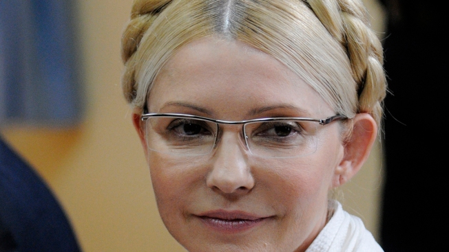 "Ukraine's Ex-PM Tymoshenko:""You Have the Right to Rule Your Own Country"""