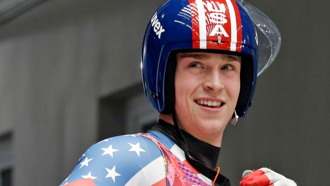 """Team USA's Luger Tucker West's Dad: """"Tucker Is Very Single!"""""""