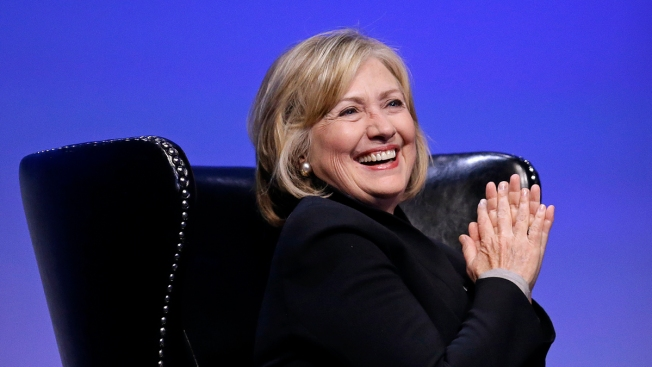 Hillary Clinton Delivers Keynote at Dreamforce 2014 Convention
