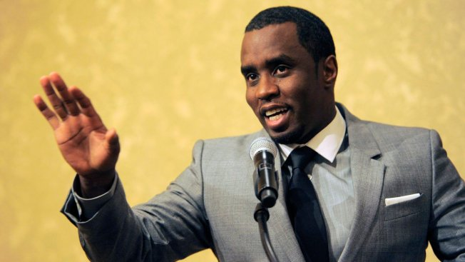 """Sean """"Diddy"""" Combs Receives Honorary Degree from Howard University"""