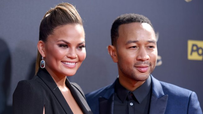 Chrissy Teigen Announces She and John Legend Are Expecting Their First Child