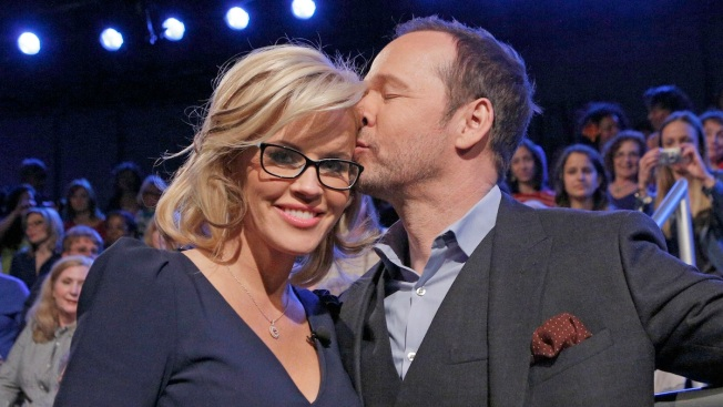 "Jenny McCarthy Announces Engagement on ""The View"""