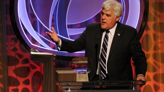 Jay Leno, Rupert Murdoch Among TV Hall of Fame Inductees