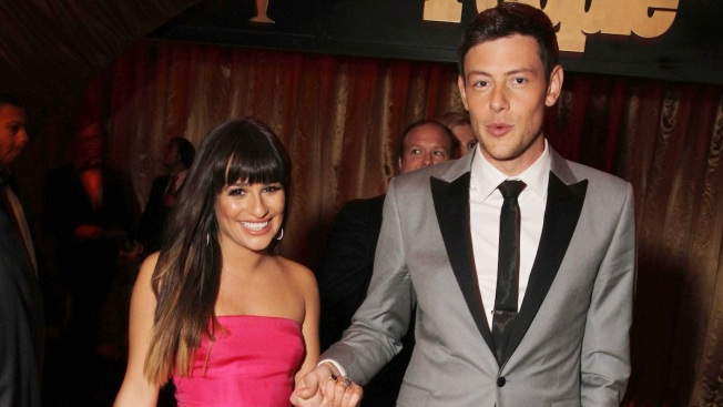 """Lea Michele Opens Up About Cory Monteith's Death: """"There Was No Greater Man"""""""