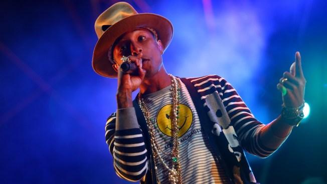 Pharrell, Ariana Grande to Perform at NFL Season Kick-Off