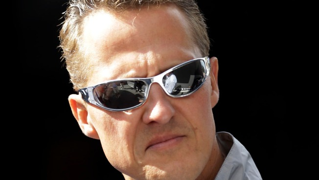 "Manager: Schumacher Has ""Moments of Consciousness"""