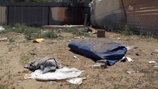 New Homeless Camp Grows Near Railroad Tracks in Berkeley