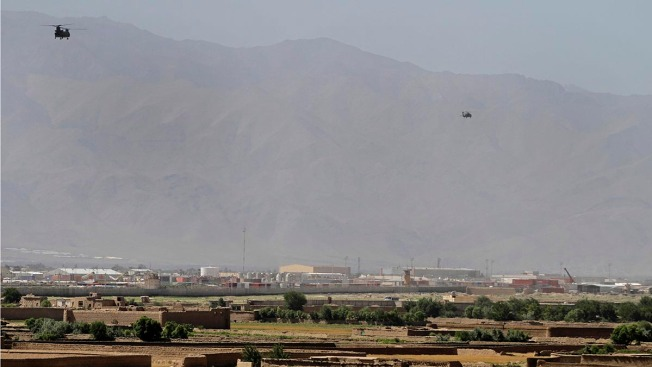 4 Americans Killed in Suicide Attack at US Airfield in Afghanistan