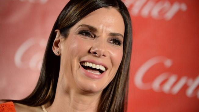 Sandra Bullock Tops Forbes' Highest Paid Actresses List