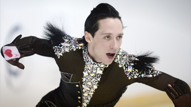 Sochi's Breakout Star: Johnny Weir's Wardrobe