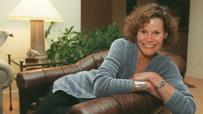 Author Judy Blume Plans Bay Area Appearances