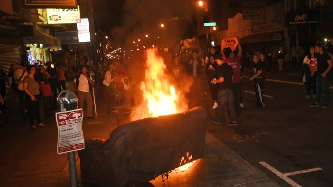 Man Arrested in SF Police Car Destruction During World Series Celebrations