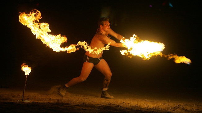 No Fences Around Major Burns at Burning Man Event This Year