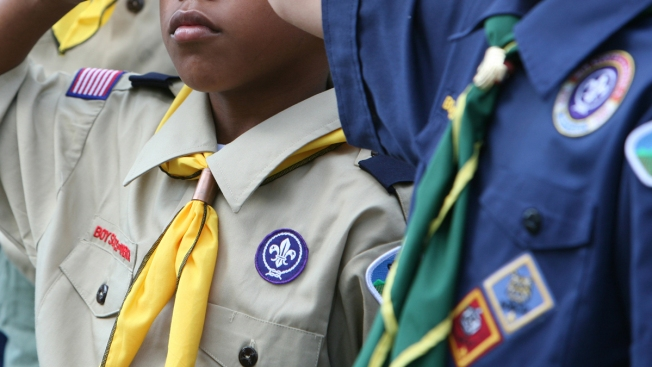 Cub Scout Kicked Out Of Den After Asking Lawmaker Tough