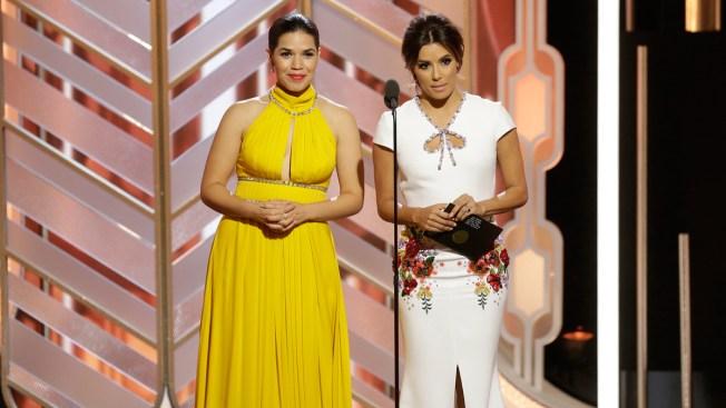 [NATL] Top Moments: Golden Globes 2016