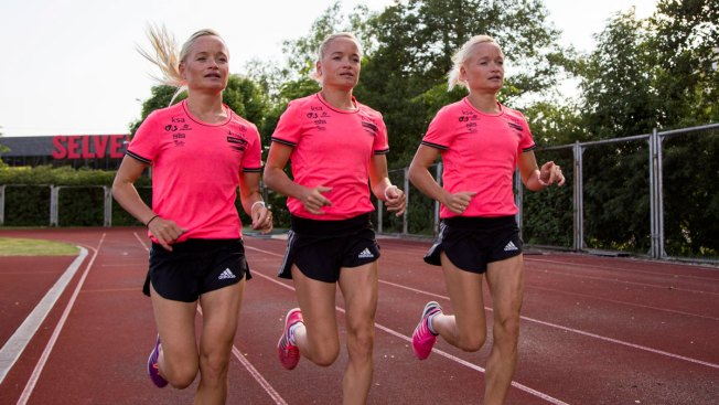 1st Set of Triplets Set to Run in Olympic Marathon