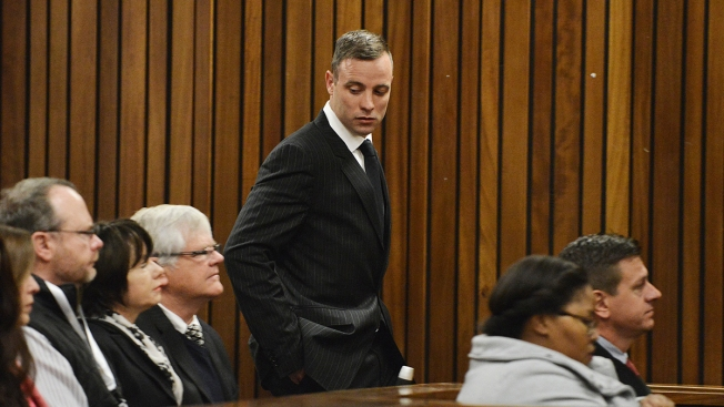 Oscar Pistorius Treated in Hospital for Injuries Suffered in Prison