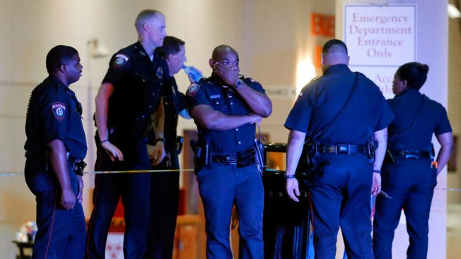 'God Bless the Peacekeepers:' Bay Area Police Show Solidarity With Slain Dallas Officers