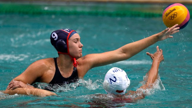 Olympic US Women Roll to Another Easy Water Polo Win Against China