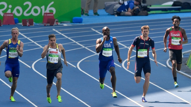 Kenyan Sprinter Wins 12-Hour Dash to Make Race in Rio