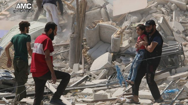 Syria Cease-Fire Enters Into Effect, but Rebels Don't Commit