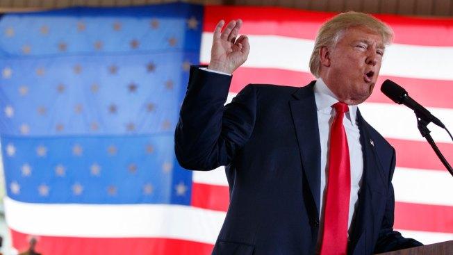 Trump Calls Female Accusers 'Horrible, Horrible Liars'