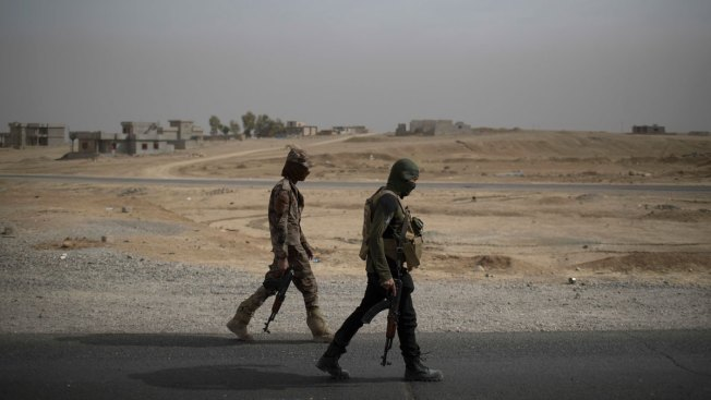 Iraqi Forces Edge Into Mosul, Major Urban Warfare Lies Ahead
